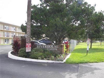 Daytona Beach Condo For Sale: 721 S Beach Street #210A