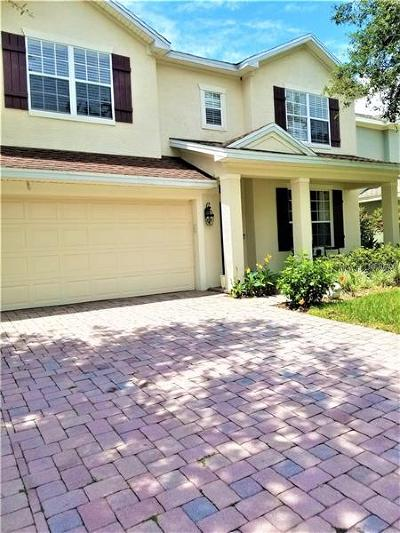 Deland Single Family Home For Sale: 915 S Victoria Hills Drive