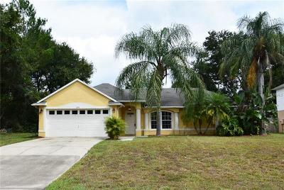 Deltona FL Single Family Home For Sale: $195,000