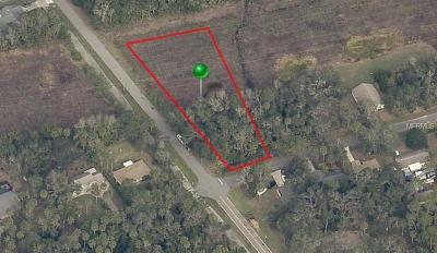 Debary Residential Lots & Land For Sale: 232 Toms Road