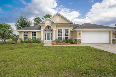 Debary Single Family Home For Sale: 525 Tera Plantation Lane