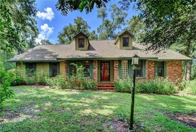 Deland Single Family Home For Sale: 2120 Depot Street