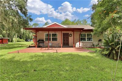 New Smyrna Beach Single Family Home For Sale: 1227 S State Road 415