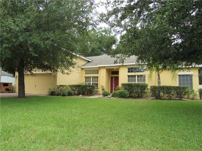 Deland Single Family Home For Sale: 1548 Lancashire Way