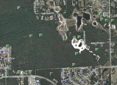 Deltona Residential Lots & Land For Sale: Colby (Paper) Drive
