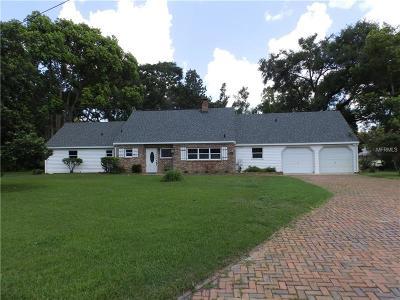 Deland Single Family Home For Sale: 1284 Flamingo Circle