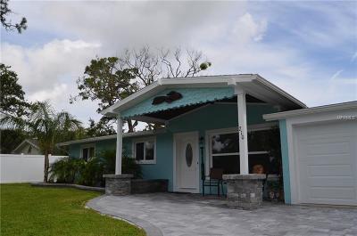 New Smyrna Beach Single Family Home For Sale: 210 Ocean Avenue
