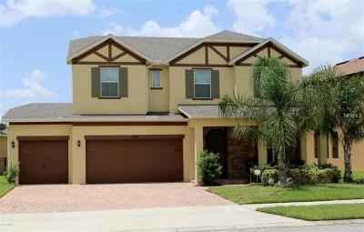 Orlando Single Family Home For Sale: 1021 Fountain Coin Loop