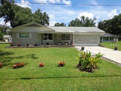 Deland Single Family Home For Sale: 1433 N Garfield Avenue