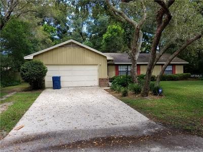 Deland Single Family Home For Sale: 2057 Stratford Drive