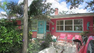 Daytona Beach Single Family Home For Sale: 285 Williams Avenue