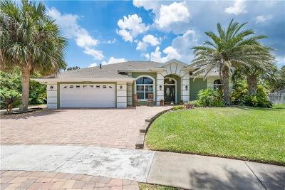 Indian Harbour Beach Single Family Home For Sale: 309 Triton Court