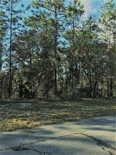 Marion County Residential Lots & Land For Sale: 0 75th Court