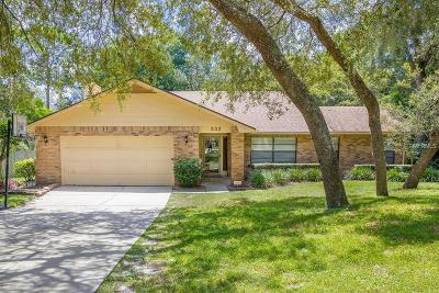 Deland  Single Family Home For Sale: 532 Princewood Drive