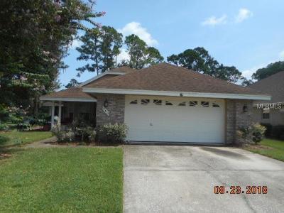 Daytona Beach Single Family Home For Sale: 280 Braeburn Circle