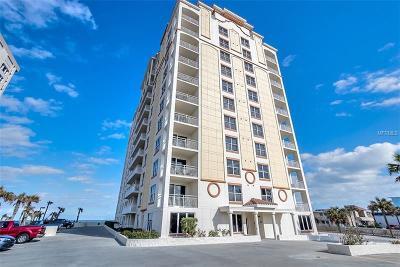 Daytona Beach Shores Condo For Sale: 2071 S Atlantic Avenue #105