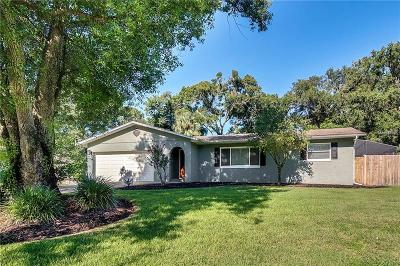 Deland Single Family Home For Sale: 2332 Princeton Road