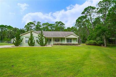 Debary Single Family Home For Sale: 26 Sanctuary Avenue