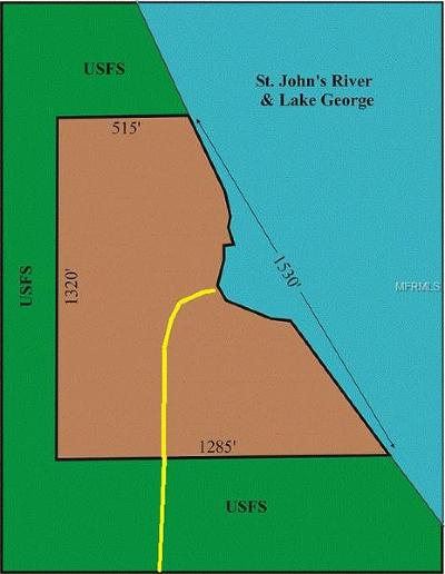Marion County Residential Lots & Land For Sale: 29551 NE 149th Street Road