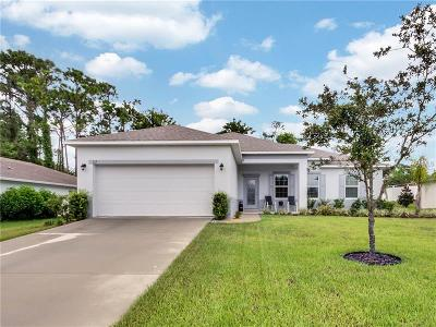 Daytona Beach Single Family Home For Sale: 112 Fountain Lake Boulevard