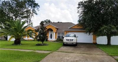 Single Family Home For Sale: 1580 Naples Circle