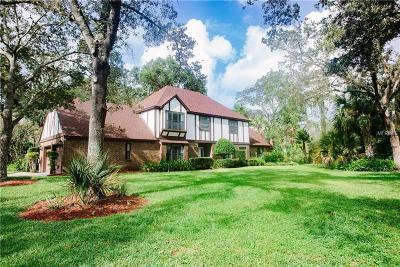 Daytona Beach, Ormond Beach, Port Orange Single Family Home For Sale: 7 Fawn Pass Way