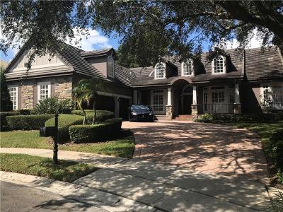 Maitland Single Family Home For Sale: 972 Brightwater Circle