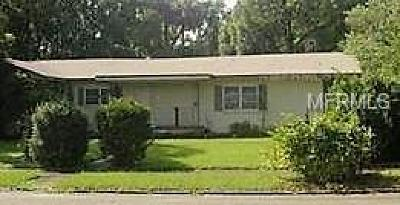 Deland Single Family Home For Sale: 960 Park Place