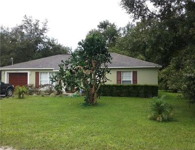 Orange City Single Family Home For Sale: 1340 7th Street
