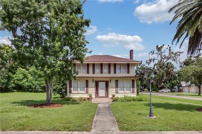 Deland Single Family Home For Sale: 931 W New York Avenue