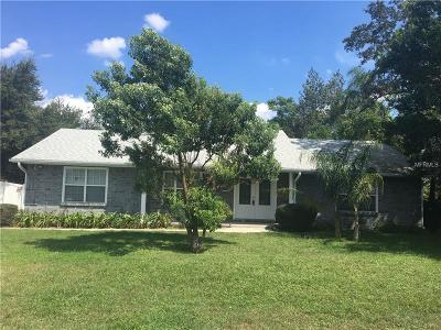 Deltona Single Family Home For Sale: 1221 Wheeling Avenue