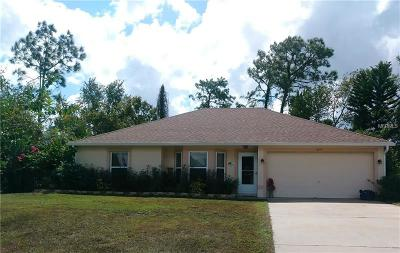 Deltona FL Single Family Home For Sale: $173,000
