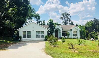 Volusia County Single Family Home For Sale: 2156 El Campo Avenue