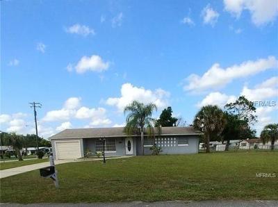 Orange City Single Family Home For Sale: 205 E Roberts Street