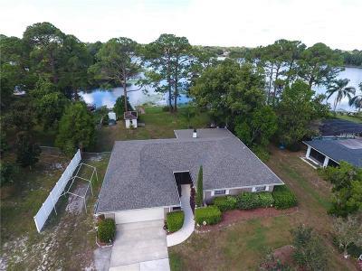 Deltona Single Family Home For Sale: 1258 W Portillo Drive