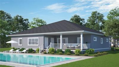 New Smyrna Beach Single Family Home For Sale: 0 Williams Road