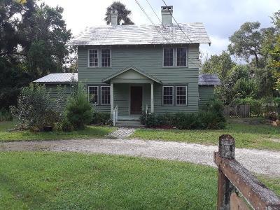 Deland Single Family Home For Sale: 236 W Minnesota Avenue