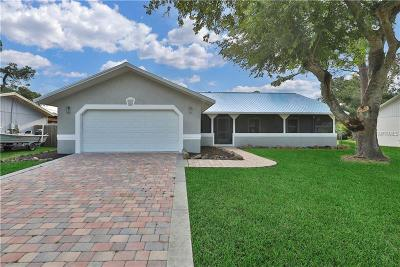 New Smyrna Beach Single Family Home For Sale: 2512 Clarendon Avenue