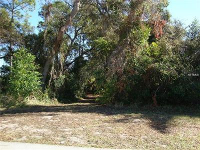 Deltona Residential Lots & Land For Sale: 2163 Van Orman Drive