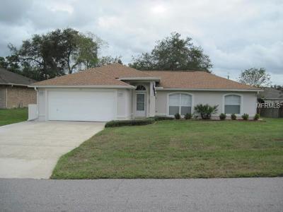 Deltona Single Family Home For Sale: 505 Antelope Drive