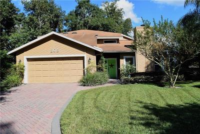 Altamonte Springs Single Family Home For Sale: 303 Kachuba Court