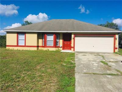 Deltona Single Family Home For Sale: 3148 Canby Drive