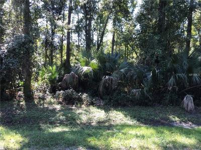 Seminole County, Volusia County Residential Lots & Land For Sale: 1623 Caroline Drive