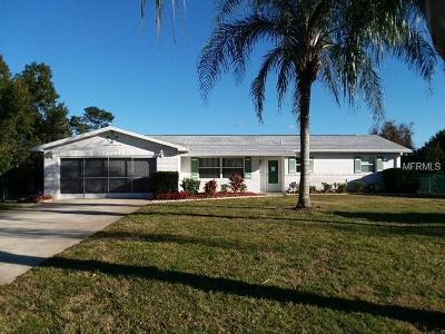 Deltona Single Family Home For Sale: 1371 S Prairie Circle