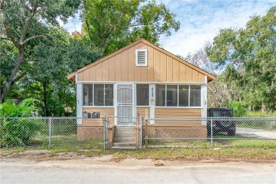 New Smyrna Beach Single Family Home For Sale: 612 N Duss Street