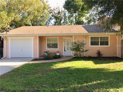 Holly Hill Single Family Home For Sale: 913 Alabama Avenue