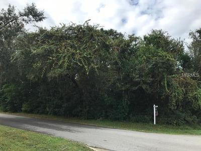 Debary Residential Lots & Land For Sale: 155 Coronado Road