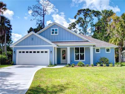 Daytona Beach Single Family Home For Sale: 410 Indigo Drive