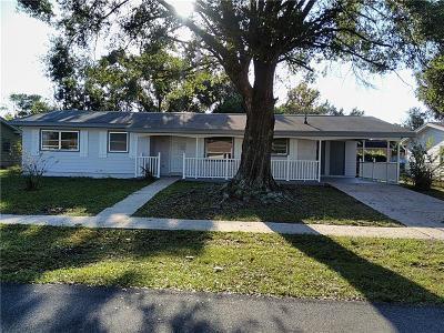 Deltona Single Family Home For Sale: 2071 Keyes Lane