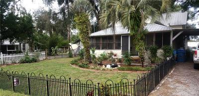 Daytona, Daytona Beach, Daytona Beach Shores, De Leon Springs, Flagler Beach Single Family Home For Sale: 115 E Spring Street